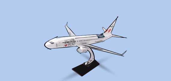 Plane Models & Gifts